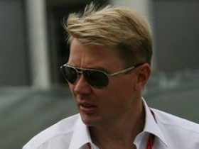 Мика Хаккинен