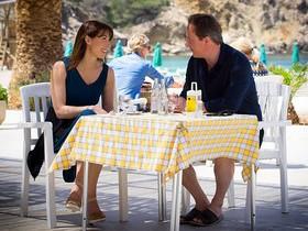 кэмерон с женой