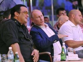 Сигал,Путин