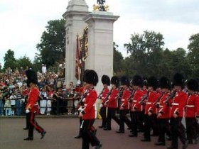 Английская,королевская,гвардия
