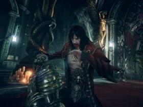 Игра Castlevania: Lords of Shadow 2 выйдет в зимнюю пору