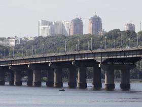 Днепр,мост