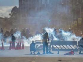 массовые волнения в Бразилии