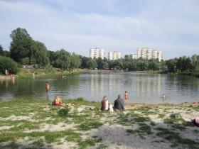 море в Киеве