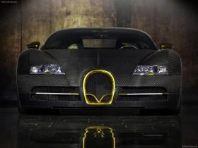 Bugatti Veyron Линеа Vincero d'Oro