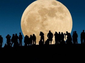 23 июля с Земли будет можно смотреть Сверх Луну