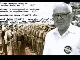 Занятием 94-летнего эсэсовца из Восточной Украины занялись германцы