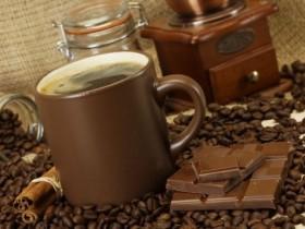 кофе,шоколад