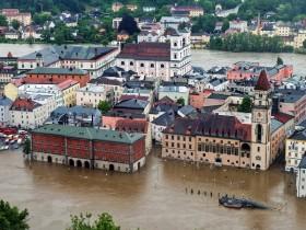 Потоп в чехии