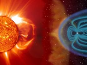 Производительная магнитная буря закрыла Землю