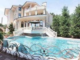 дом,водоем