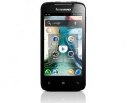 Lenovo производит на рынок Украины первый телефон