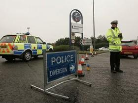 милиция Великобритании
