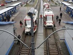 На сооружении трамвайной линии своровали 2,6 млрд грн