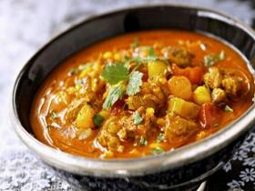 марокканский суп с бараниной