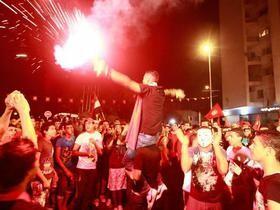 тунис, демонстрация