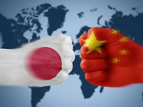Япония,КНР