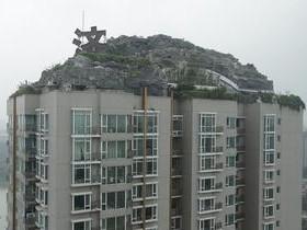 дача на многоэтажке