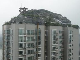 вилла на многоэтажке