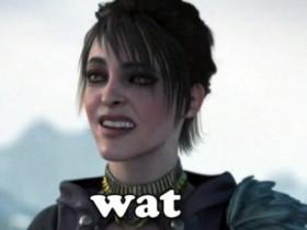 Мы не сможем получить Морриган в команду в Dragon Age