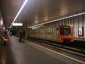 метро Европы