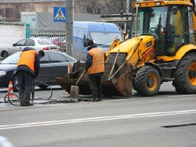 киевавтодор,ремонт дороги
