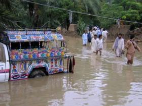 затопление в пакистане