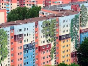 берлин,фасад зданий