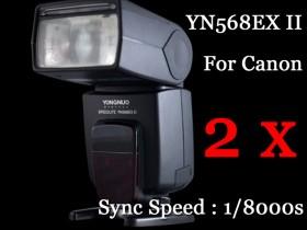 Speedlite YN-568EXII