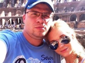 Кристина Асмус и Гарик Харламов странствуют по Италии