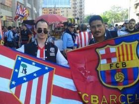Барселона» – «Атлетико