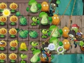 Вторую часть Plants vs. Zombies загрузили 25 млн раз