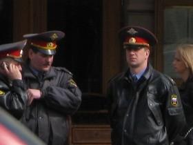 милиция РФ