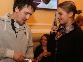 """Артур Смольянинов женился на """"папиной дочке"""""""