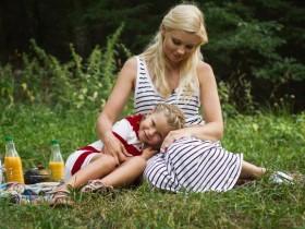 лидия удар с дочерью