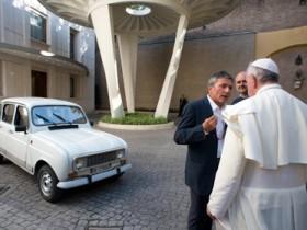 архиепископ франциск и авто