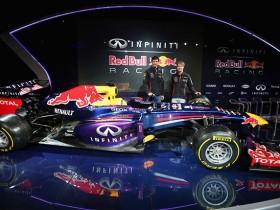 Инфинити и Red Bull Racing