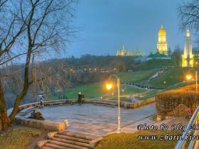 Места для романтических свиданий в осеннем Киеве