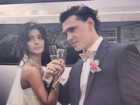 Алексей Кабанов свадьба