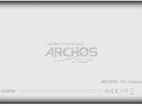 В перечне микропланшетов Archos вышли 3 новинки