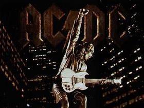 вечер, рок, ac/dc