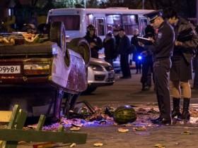 погромы в городе Москва