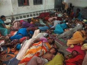 индия эвакуация