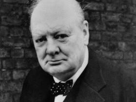 Уинстон,Черчилль
