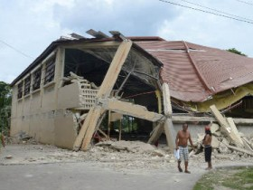 землетрясение на Филиппинах