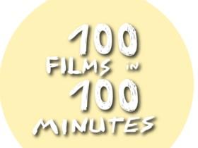 100 кинофильмов за 100 секунд