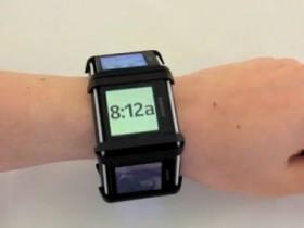 Организация Нокия патентует компьютер-браслет