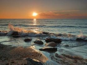 Варяжское,море