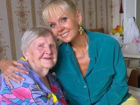 Валерия и ее бабуля
