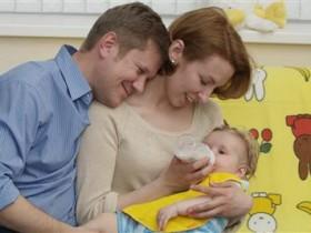 питание младенца